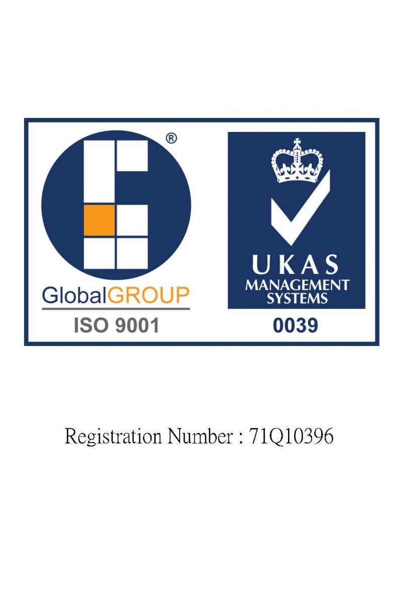 ISO 9001 國際品質保證